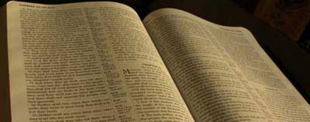 Aclarando algunos conceptos acerca de la Biblia