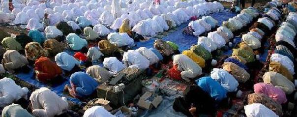 ¿Quiénes son los musulmanes?